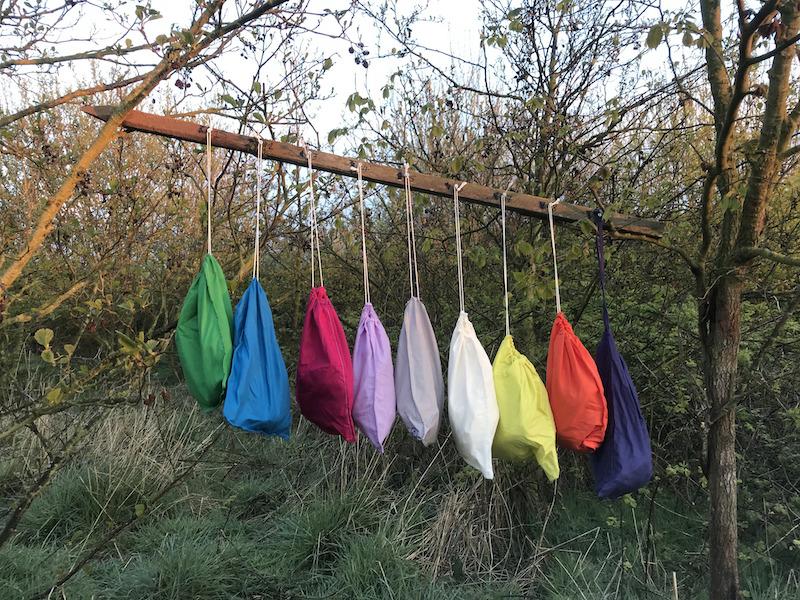 CES bird bags